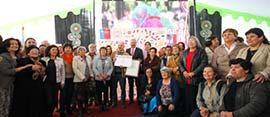 """Rari y Chimbarongo son declaradas """"Ciudades Artesanales del Mundo"""" por ONG Internacional"""