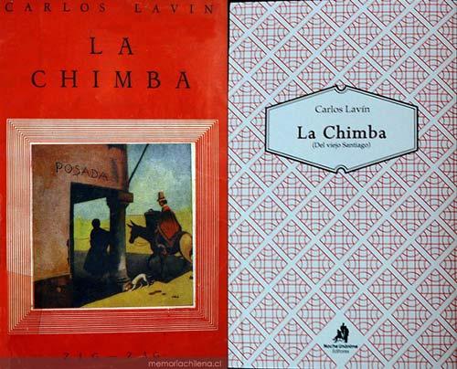 "Reeditan ""La Chimba"" de Carlos Lavín"
