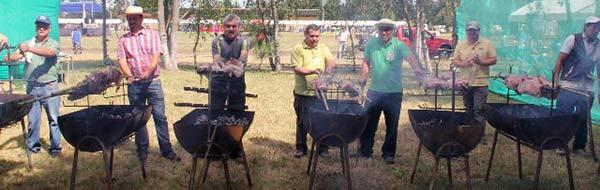 Fiestas Costumbristas en La Araucanía Verano 2016