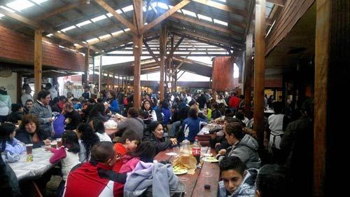 Encuentro Costumbrista de Niebla, Valdivia