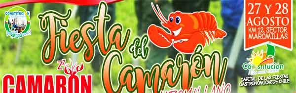 Fiesta Costumbrista del Camarón en Maromillas, Constitución