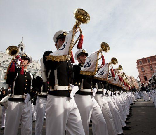 parada militar de valparaiso 21 de mayo