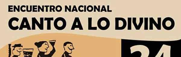 Encuentro Nacional de Canto a lo Divino en el Santuario de Maipú