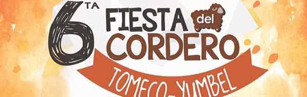 6ª Fiesta del Cordero en Tomeco, Yumbel