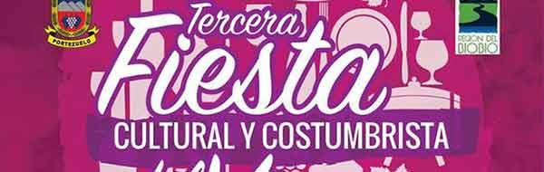 Tercera Fiesta Cultural y Costumbrista del Vino en Portezuelo