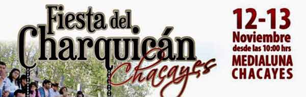 3ª Fiesta del Charquicán en Chacayes