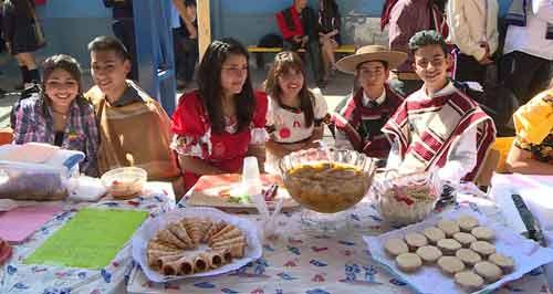 Fiesta Costumbrista de Punucapa 2017