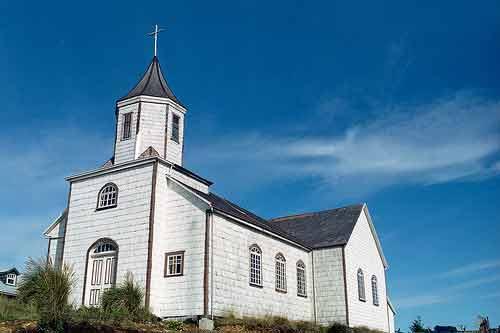 iglesia de san francisco de ancud chiloe