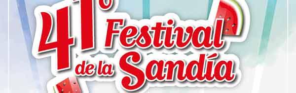 festival de la sandia de paines 2017 fiestas costumbristas