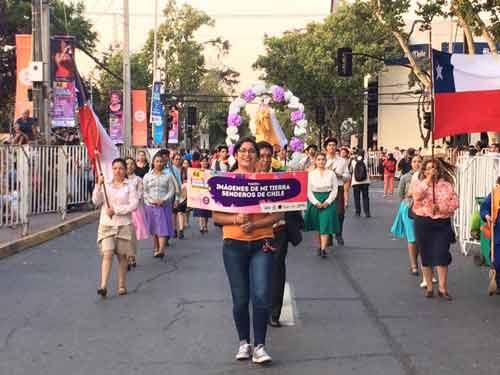 46º Festival Nacional del Folklore de San Bernardo 2017