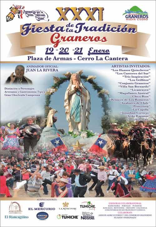 XXXI Fiesta de la Tradición 2017de Graneros