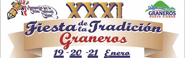 XXXI Fiesta de la Tradición 2017 de Graneros