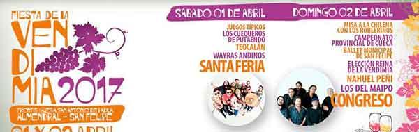 4 ª Fiesta de la Vendimia de San Felipe