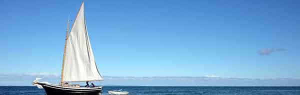 Proyecto Turístico Busca Recuperar la Lancha Chilota a Vela