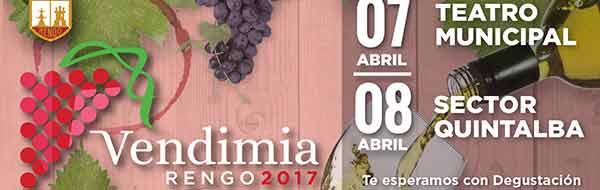 Fiesta de la Vendimia Rengo 2017