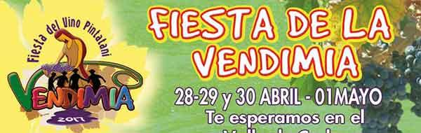 Fiesta de la Vendimia del Valle de Codpa 2017