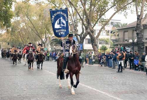 Desfile Histórico por los 120 Años de Providencia