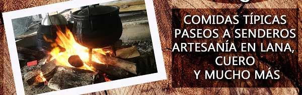 2ª Fiesta Costumbrista del Reitimiento Yoco y Milcao en Cogomó, Ancud - Chiloé