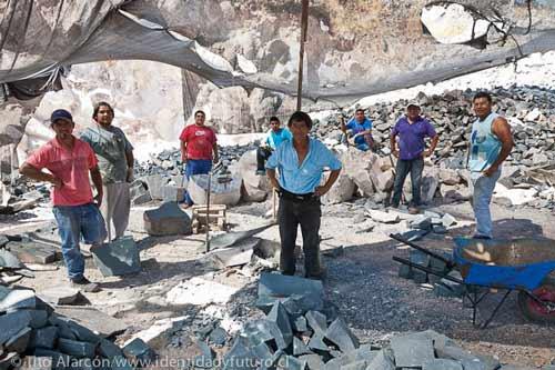 Declarada Zona Típica y Monumento Histórico las Canteras y Pueblo de los Canteros de Colina
