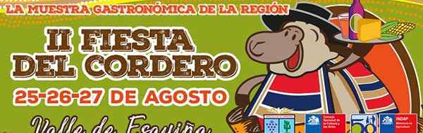 II Fiesta del Cordero del Valle de Esquiña en Camarones