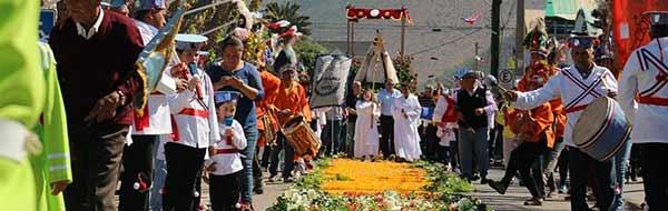 Fiesta de Nuestra Señora de la Merced de Petorca