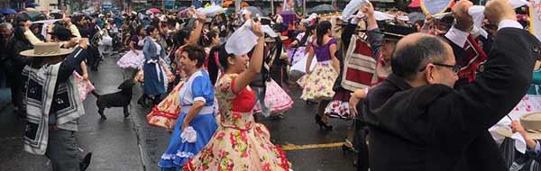 Fiestas Patrias en Osorno