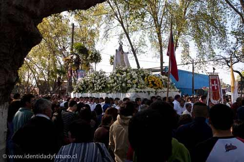 Programa Fiesta de la Virgen de la Merced de Isla de Maipo 2017
