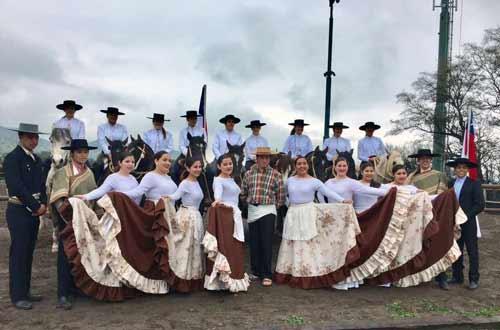 Programa XII Expogama Marchigüe 2017