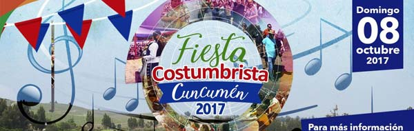fiesta costumbrista cuncumen 2017 san antonio