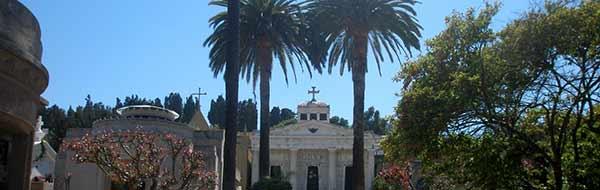 Cementerio Santa Inés en Viña del Mar es declarado Monumento Nacional