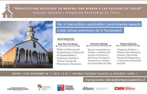 ARQUITECTURA RELIGIOSA EN MADERA: UNA MIRADA A LAS IGLESIAS DE CHILOÉ