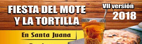 Fiesta del Mote y la Tortilla en Santa Juana