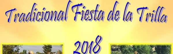 Tradicional Fiesta de la Trilla y Bendición de Espigas en Capellanía, Portezuelo 2018