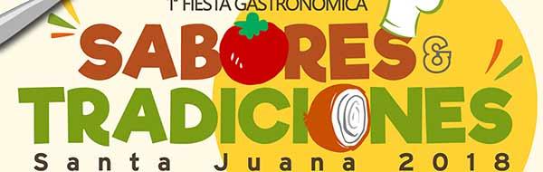 Feria Gastronómica Sabores y Tradiciones en Santa Juana