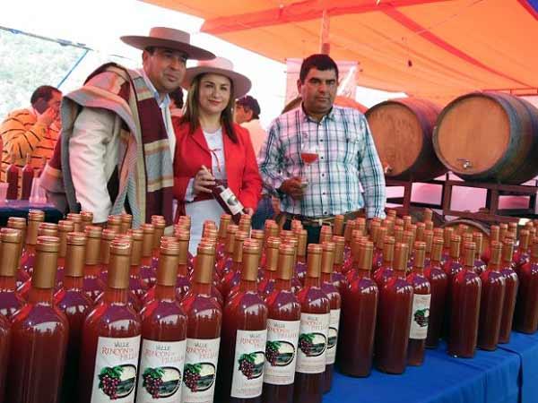Fiesta de la Chicha de Rincón de Mellado, Sagrada Familia