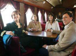 Sernatur Impulsa Trenes Turísticos a Nivel Nacional