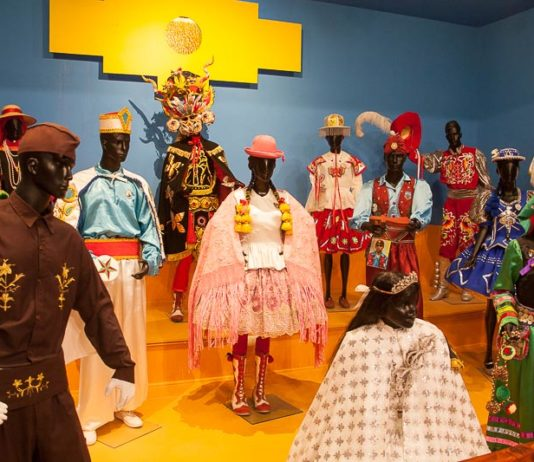 Visita al Museo de La Vivencia Religiosa del Norte Grande en La Tirana