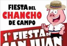 Fiesta del Chancho de Campo y Fiesta de San Juan en Quillón Liucura Bajo