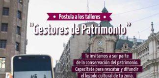 """INJUV abrió las postulaciones para que jóvenes se conviertan en """"Gestores del Patrimonio"""""""