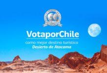 campaña para consolidar a Chile como país líder en los premios más importantes de la industria de viajes