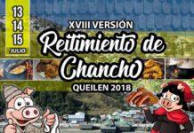 XVIII Versión Reitimiento de Chancho Queilén 2018