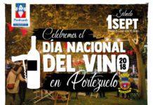 Día Nacional del Vino Portezuelo 2018