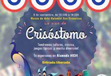 """""""LA PICÁ DE CRISÓSTOMO"""": Fiesta chilena en el Museo San Francisco"""