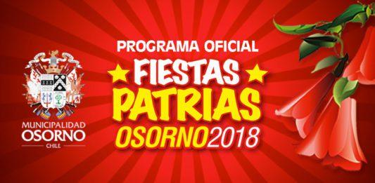 programa fiestas patrias osorno 2018