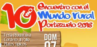 10 ª Fiesta Costumbrista de Portezuelo