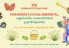 VIII Seminario Internacional de Patrimonio Cultural. Inscripción gratuita