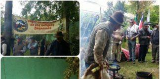 sexta fiesta del baqueano en Melipeuco
