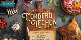 V Fiesta del Cordero Lechón en Centinela, Quilleco