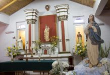 Visitando Til Til y la tumba de Manuel Rodríguez