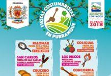 Calendario de Fiestas Costumbristas de Purranque 2019
